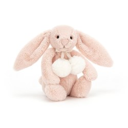 Bashful Snow Bunny Blush 7""