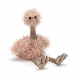 """Bonbon Ostrich 10"""""""