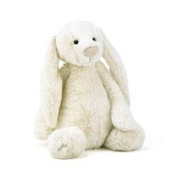 "Bashful Bunny Cream 15"""