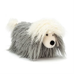 Charming Chaucer Dog 12""