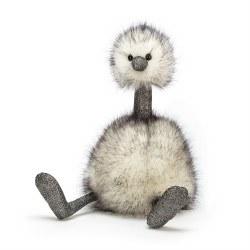 """Dazzle Pom Pom Bird 21"""""""