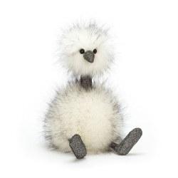 """Dazzle Pom Pom Bird 13"""""""