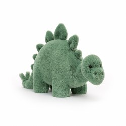 Fossily Stegosaurus