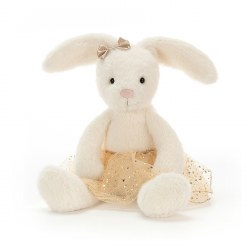 "Glistening Belle Bunny 15"""