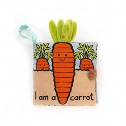 I Am a Carrot Book