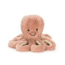 """Odell Octopus Baby 7"""""""