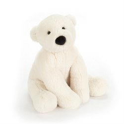 """Perry Polar Bear 12"""""""