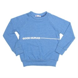 Good Human Faux Cash Top Bl 3