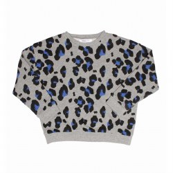 Bowie Cheetah Pullover 5