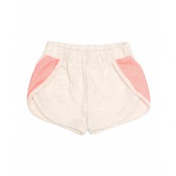 Court Short Oat/Neon 4