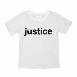Enzo Tee Justice Creme 12