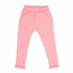 Joss Fleece Pant Pink 4