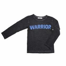 Kevin Warrior Tee Black 4