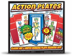 Action Plates Design Kit