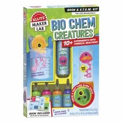 Klutz Maker Lab Bio Chem Creatures