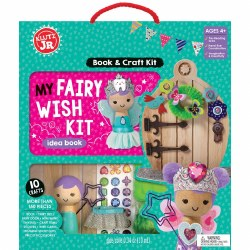 Klutz Jr My Fairy Wish Kit