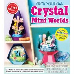 Klutz Grow Your Own Crystal Mini World