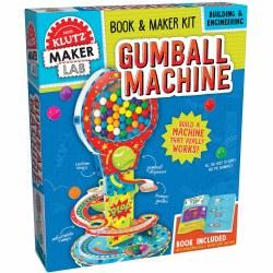 Klutz Maker Lab Gumball Machine