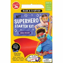 Klutz Jr My Superhero Starter Kit