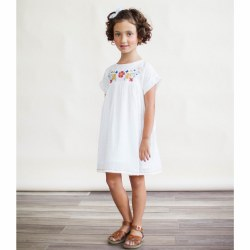 Gooseberry Dress White 2