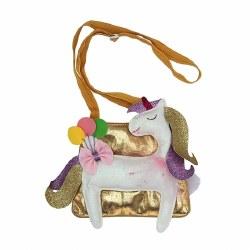 Unicorn Bag Gold