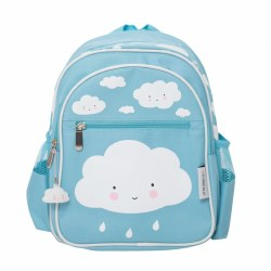 Backpack- Blue Cloud
