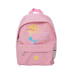 Mini Backpack- Mermaid