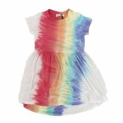 Magic Dress Rainbow Tie Dye 4