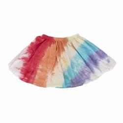 Willa Skirt Rainbow Tie Dye 2