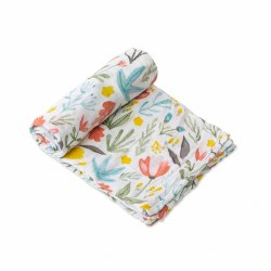 Muslin Swaddle- Meadow
