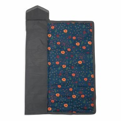 Outdoor Blanket Midnight Poppy