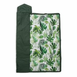 Outdoor Blanket Tropical Leaf
