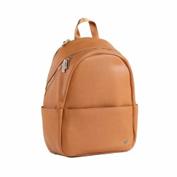 Skyline Backpack Cognac