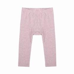 Baby Legging Pink Marl 18M