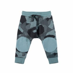 Camo Baby Patch Trackies 6M