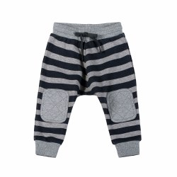 Stripe Baby Quilt Trackies NB