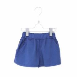 Wide Shorts Indigo 2/3Y