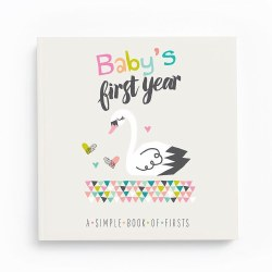 Baby's First Year Little Love Memory Book
