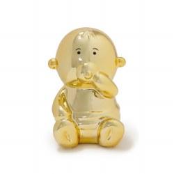 Balloon Bank Baby Gold