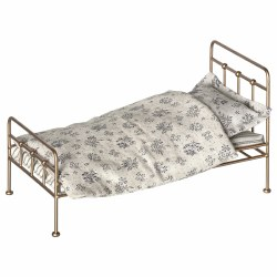 Maileg Gold Vintage Bed