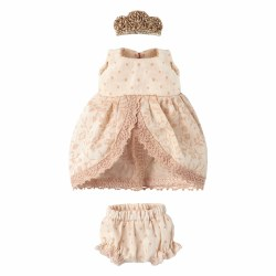 Maileg Micro Princess Dress- Rose