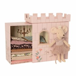 Mouse Princess & the Pea Set