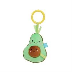 Avocado Take Along Toy