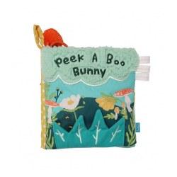 Peek-a-boo Bunny Soft Book
