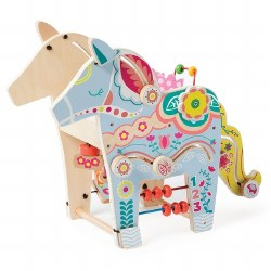 Playful Pony Activity Toy