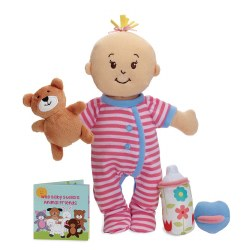 Wee Baby Stella Sleepy Time Scents Set Peach