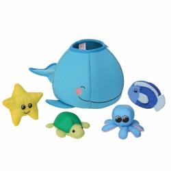 Whale Fill 'N Spill Bath Toy