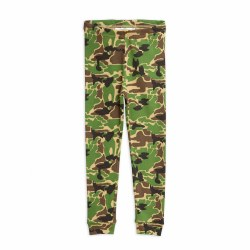 Camo Legging Green 2/3Y