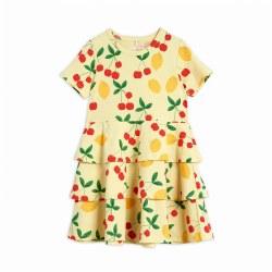 Cherry Lemonade SS Dress 2/3Y
