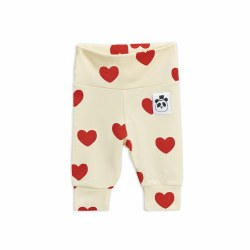 Hearts Baby Legging 3-6M